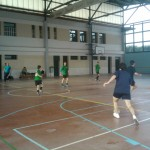 Partizan Belako vs Iberre en el Belako Arena