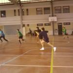 Contragolpe del Partizan Belako