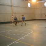 Corner a favor del Partizan Belako